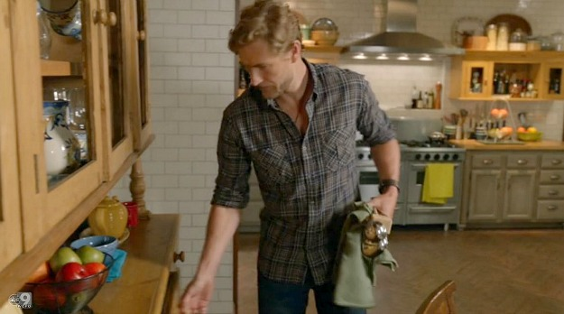 Savi's kitchen on TV show Mistresses ABC (2)