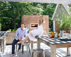 Bobby Flay's Hamptons House Elle Decor