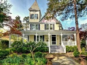 Brady House Kenilworth Garrett Park MD Victorian