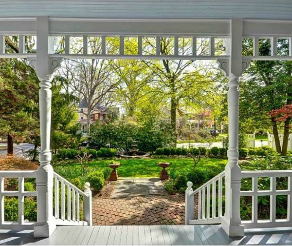 Brady House Kenilworth Garrett Park MD Victorian (27)