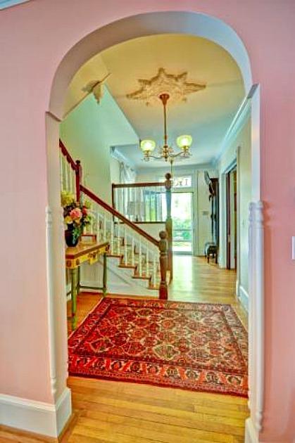 Brady House Kenilworth Garrett Park MD Victorian (5)