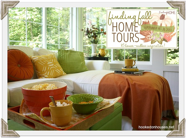 Finding Fall Bloggers Home Tour Hooked On Houses