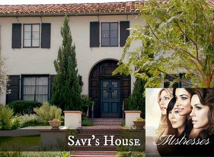 Mistresses Alyssa Milano's house