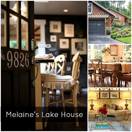 My Sweet Savannah Melaine's Lake House