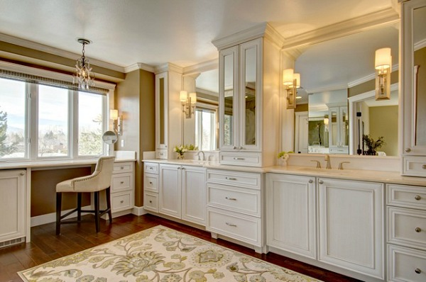 Angie's Master Bath Remodel In Colorado Hooked On Houses Mesmerizing Master Bathroom Remodeling Model