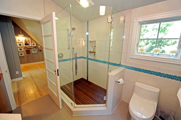 Fanciest Bathroom: Adding A New Bathroom To An Upstairs Landing