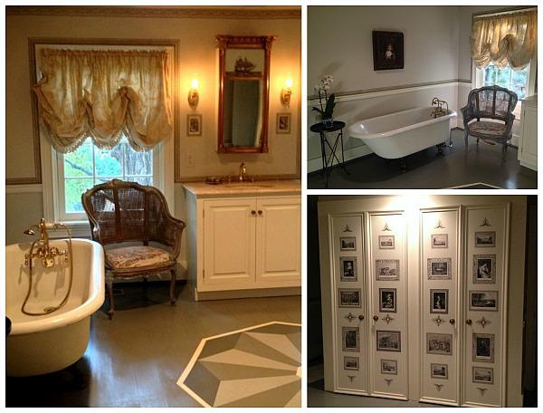 Leslie's bathroom collage