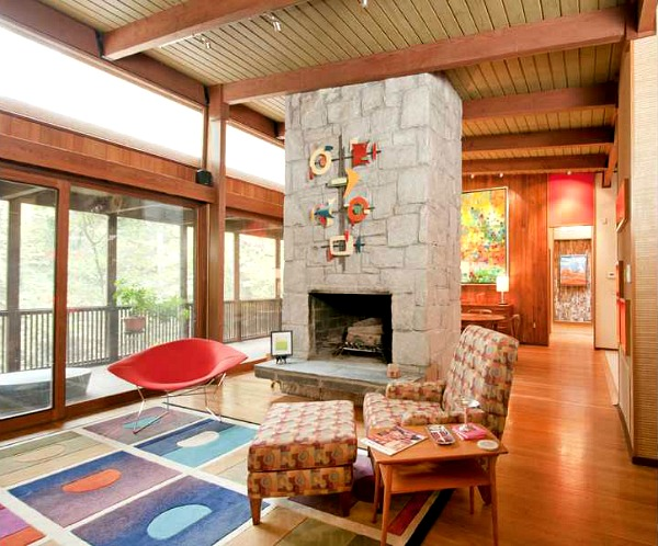 a nature lover s mid century modern ranch in atlanta hooked on houses