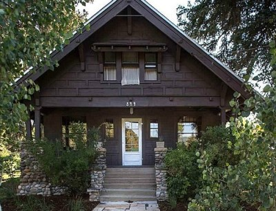 A Rustic Craftsman with Ski History in Steamboat Springs