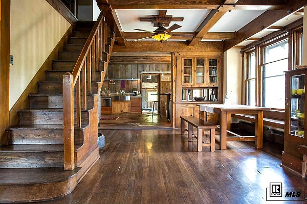 A rustic craftsman with ski history in steamboat springs for Aspen style home designs