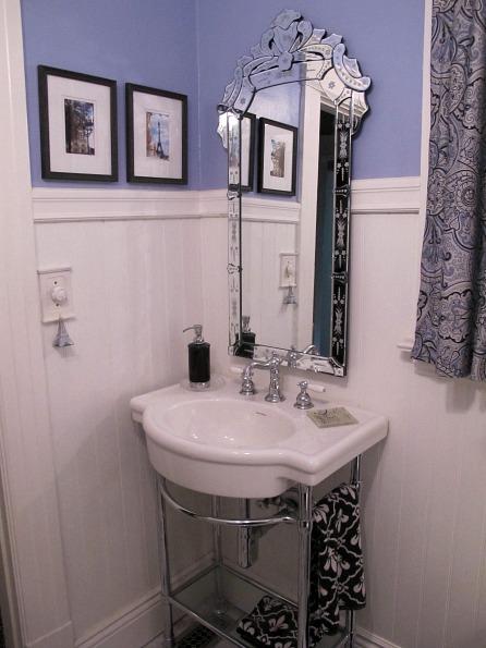 Sharon's Edwardian bathroom 4