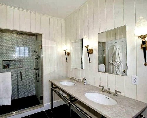 10 more bathroom makeovers to check out hooked on houses for Pictures of bathroom makeovers
