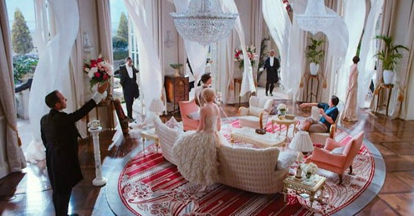 The Sets From Baz Luhrmann S Great Gatsby Including Nick S