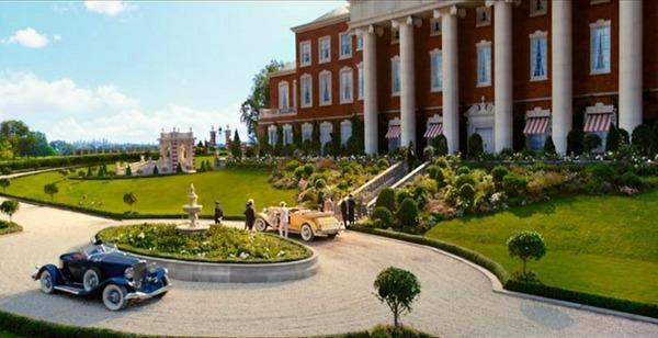 Tom and Daisy Buchanan's house East Egg Great Gatsby (5)
