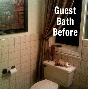 "Before & After: Traci's ""1980s Yuck"" Bathroom"