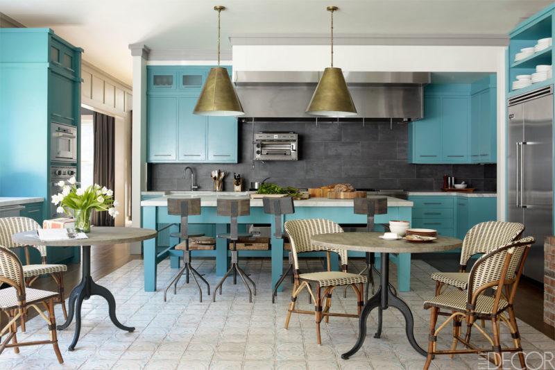 Bobby Flay's Hamptons House Elle Decor