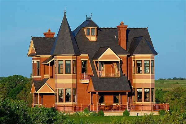 Castle Victorian in Nebraska for Sale (25)