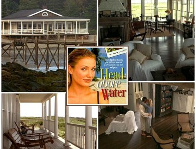 "Cameron Diaz's Beach House in ""Head Above Water"""