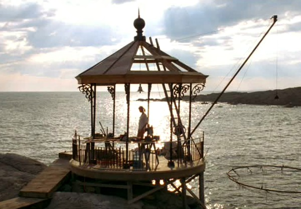Head Above Water movie gazebo