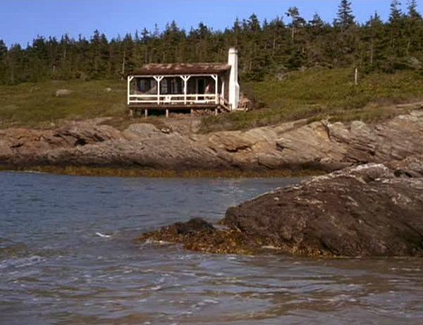 Lance's beach cottage Head Above Water movie (1)