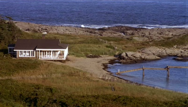 Maine Beach House Cottage Head Above Water Movie (33)