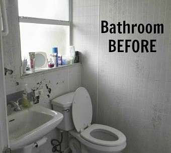 Before & After: Renato's Renovated Bathroom