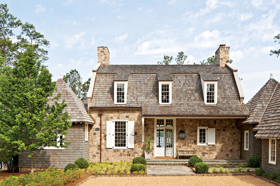 Southern Living Best New Home of the Year Lake Martin Bill Ingram
