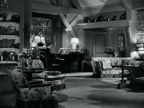 Christmas movie mystery living room 2
