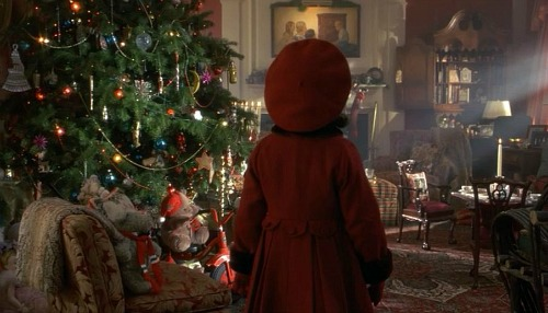 Christmas movie mystery tree