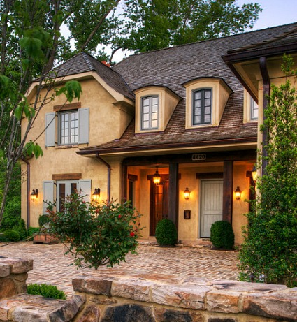 New French Country Cottage
