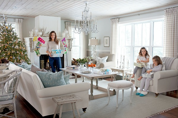 little girls room paint ideas pictures - Sarah Richardson s Home for the Holidays