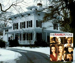 The Family Stone movie house