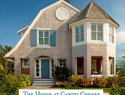 Cabots Corner: A Classic Shingled House in Massachusetts