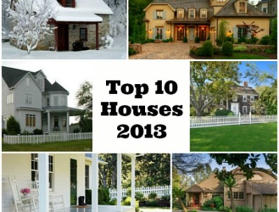 The Top 10 Houses of 2013