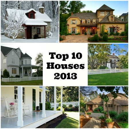 Top 10 Houses of 2013