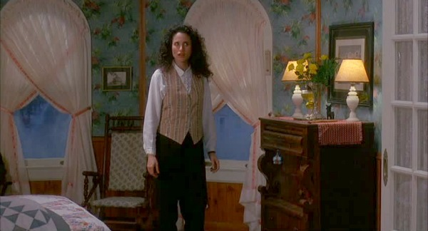 Andie MacDowell in Groundhog Day