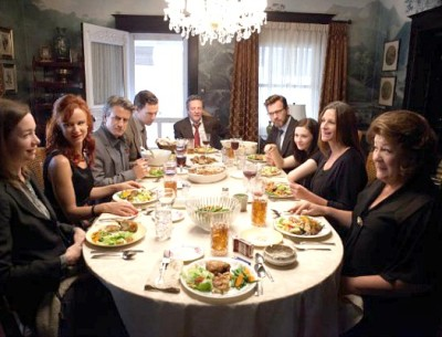 Cast of August Osage County
