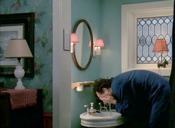 Groundhog Day Movie Bed & Breakfast bathroom