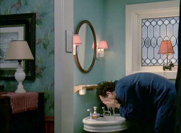 Groundhog Day Movie Bed & Breakfast bathroom
