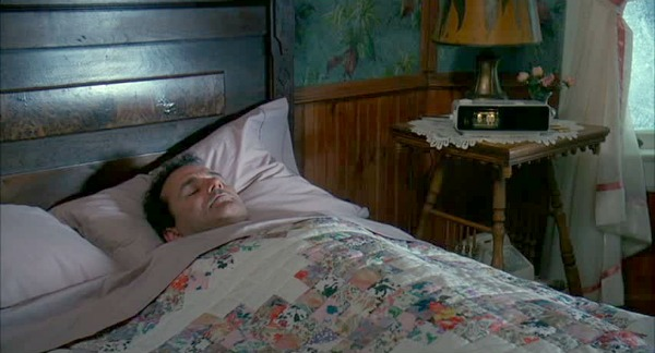 Groundhog Day Movie Bill Murray in bed