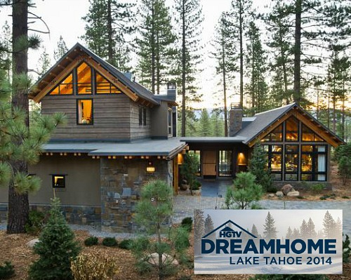 The HGTV Dream Home 2014 in Lake Tahoe