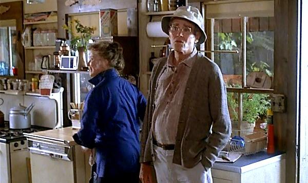 On Golden Pond movie cabin kitchen
