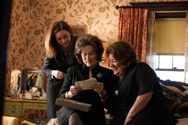 Screenshot from August Osage County bedroom