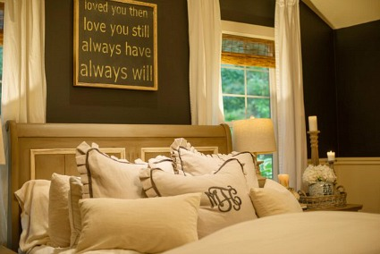 paint colors hooked on houses 15971 | seal paint by martha stewart in melaines bedroom