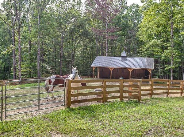Storybook Cottage horse Leipers Fork TN (21)