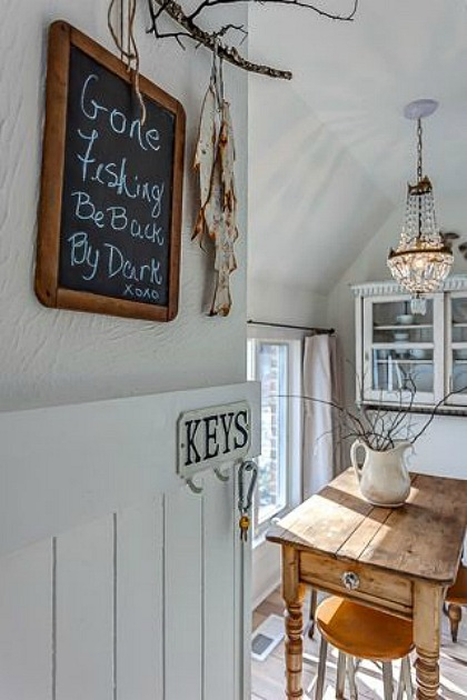 Storybook Cottage vacation rental Leipers Fork TN (13)