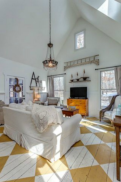 Storybook Cottage vacation rental Leipers Fork TN (15)