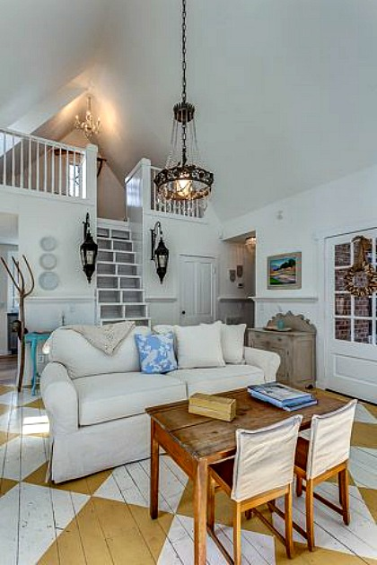 Storybook Cottage vacation rental Leipers Fork TN (3)