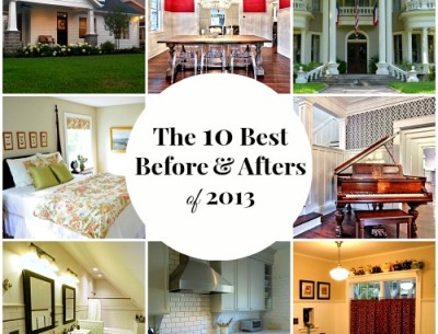 The Top 10 Home Makeovers of 2013