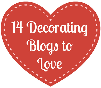 14 Decorating Blogs to Love